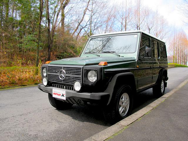 Mercedes-Benz GREEN (Front)